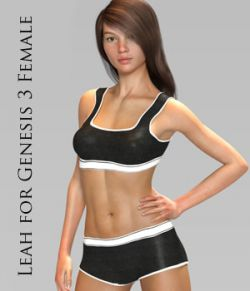 Leah for Genesis 3 Female