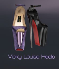 Vicky Louise Heels