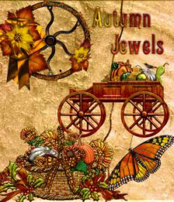 Harvest Moons Autumn Jewels