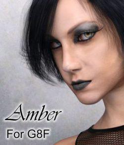 Amber for Genesis 8 Female