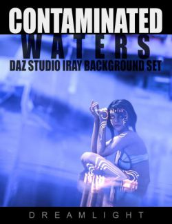 Contaminated Waters- DAZ Studio Iray Backgrounds