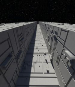 Space Station Trench