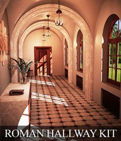 Roman Hallway Kit