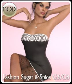 Fashion: Sugar and Spice G3 G8