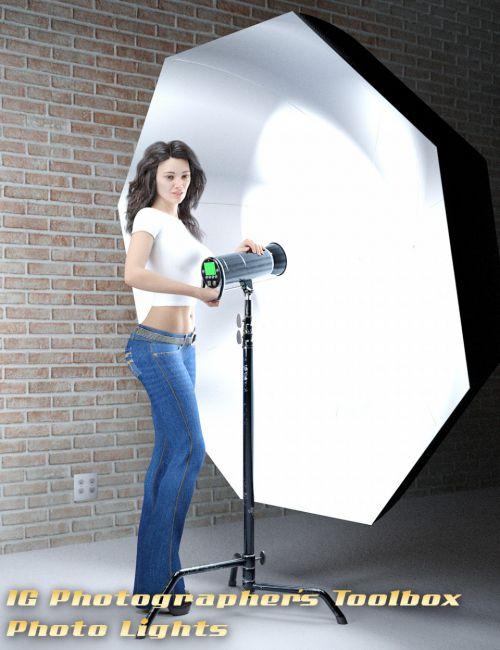 IG Photographer's Toolbox: Photo Lights