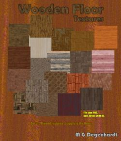 Wooden Floor Textures