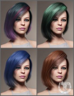 OOT Hairblending 2.0 Texture XPansion for Lary Hair