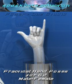 Practical Hand Poses for G2