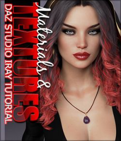 SV Textures for Daz Studio Iray Tutorial