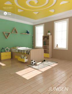 Jungen Bedroom