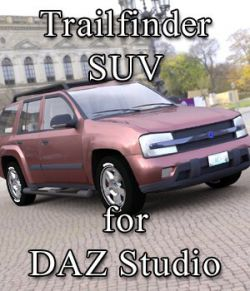 Trailfinder SUV or DAZ Studio