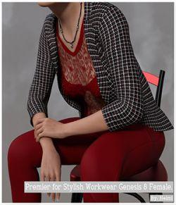 Premier Texture set for Stylish Workwear