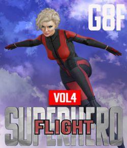 SuperHero Flight for G8F Volume 4