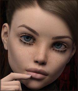 TDT-Ilaria for Genesis 8 Female