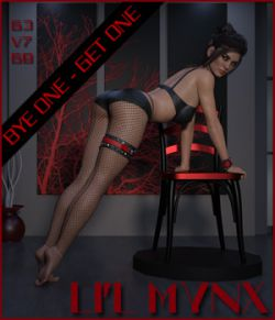 Li'l Mynx - Poses for Genesis 3 and 8 Females