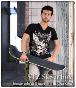 STZ Sk8er boy