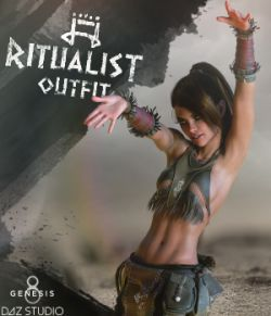 Ritualist Outfit G8F
