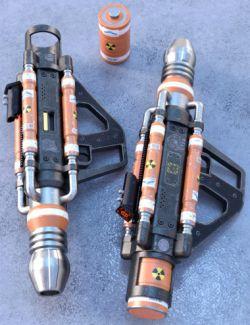 SPARC-570 Plasma Cannon