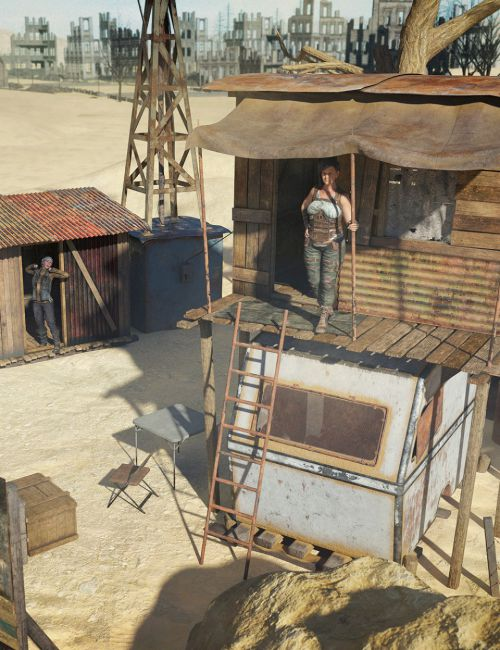 Wasteland Settlement