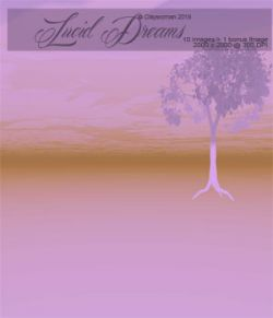 Backgrounds of Lucid Dreams