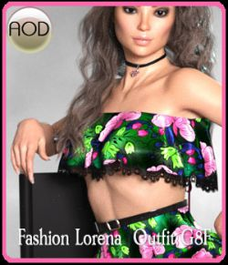 Fashion Lorena Outfit G8F