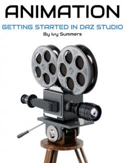 Daz Studio : Getting Started with Animation