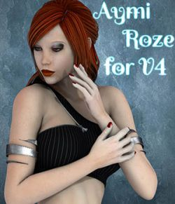 Aymi Roze for V4