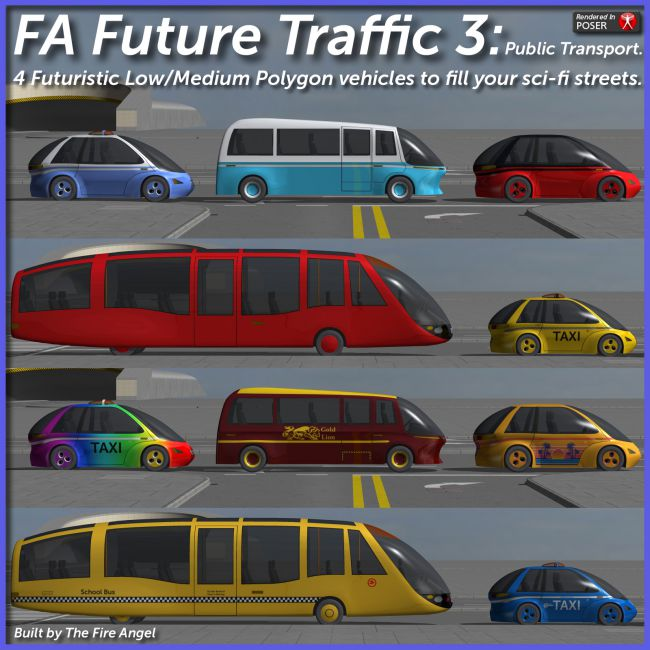 FA Future Traffic 3: Public Transport