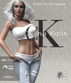 CK Outfit for G8 Female