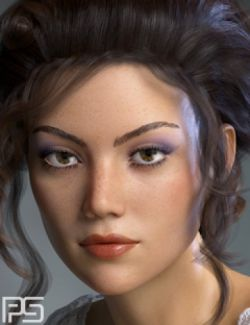 PS Rowan for Genesis 8 Female