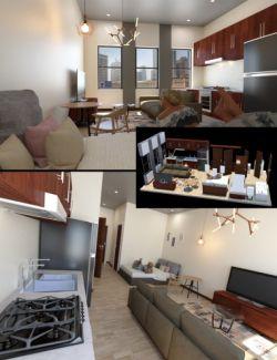 Compact Studio Room