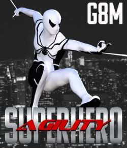 SuperHero Agility for G8M Volume 1