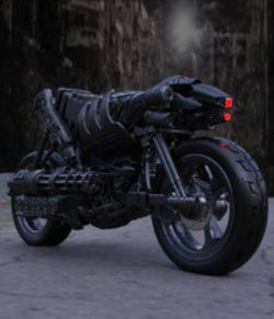 A.I. Predator Bike