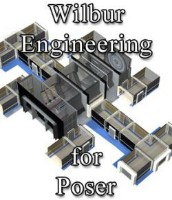 Wilbur Engineering- for Poser