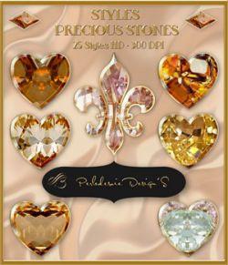 Styles Precious Stones