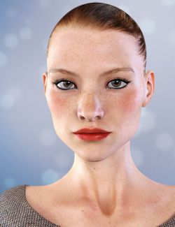 Leenda for Genesis 3 and 8 Female