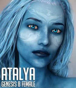 Atalya for Genesis 8 Females