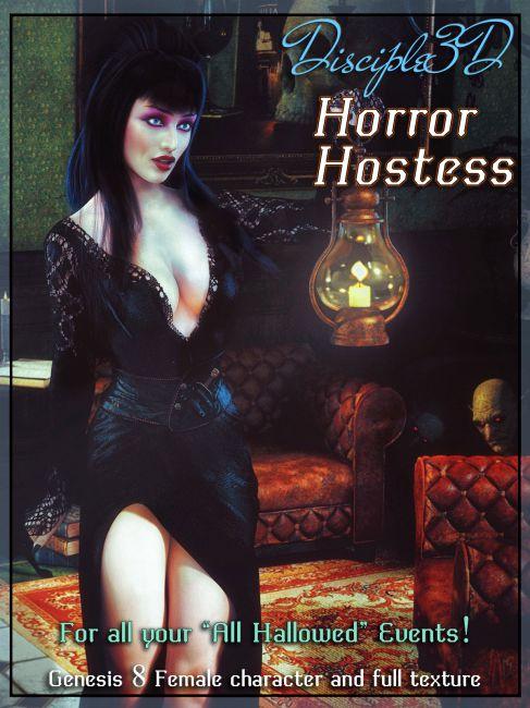 Horror Hostess