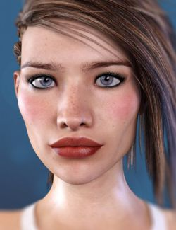 Kasy for Genesis 3 and 8 Female