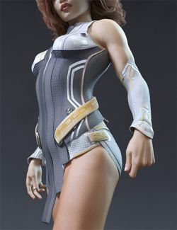 HoloFlow for Genesis 8 Female(s)