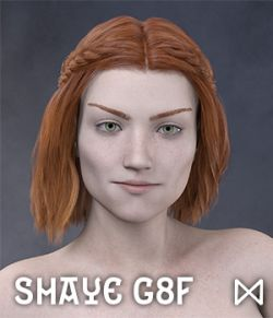 Shaye for Genesis 8 Female
