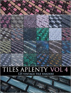 Tiles Aplenty Vol IV
