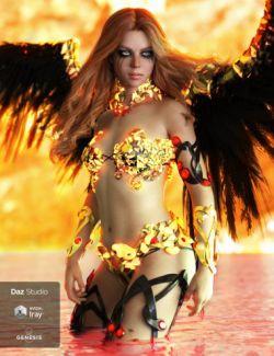 Ruxandra HD For Genesis 8 Female