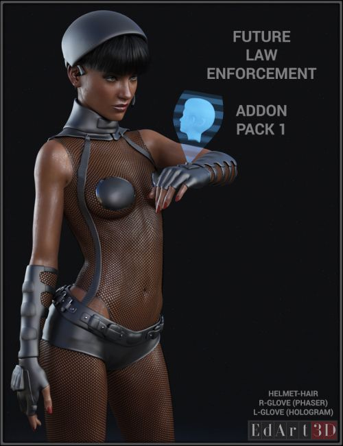 Future Law Enforcement AddOn Pack1