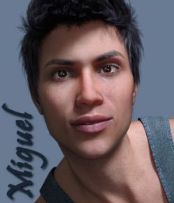 Miguel for Genesis 8 Male