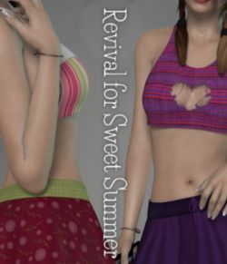 Revival for Sweet Summer V4_Poser