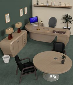 Centriq- Office Furniture 1