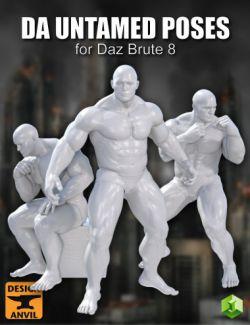 DA Untamed Poses for The Brute 8
