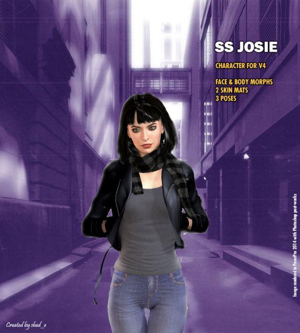 SS Josie