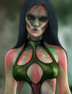 HP Vaeri for Genesis 8 Female